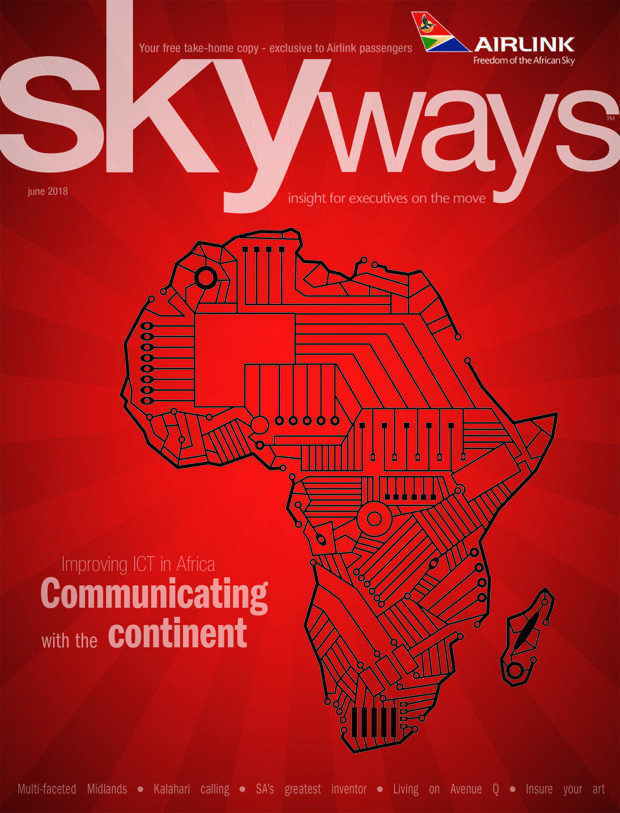 Skyways Magazine June 2018